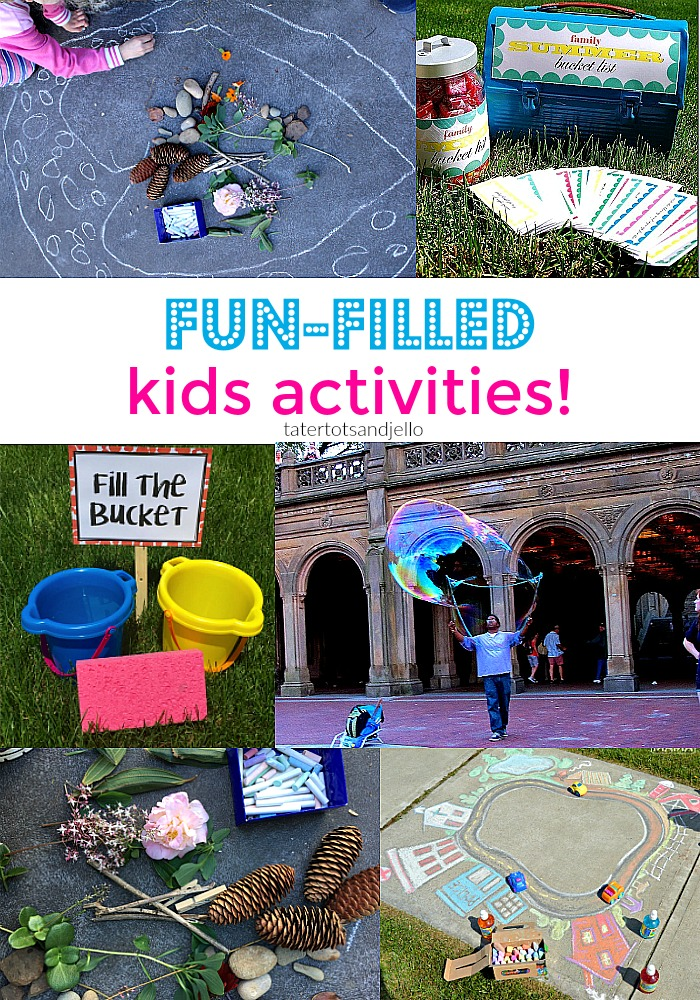 the best fun filled kids activities