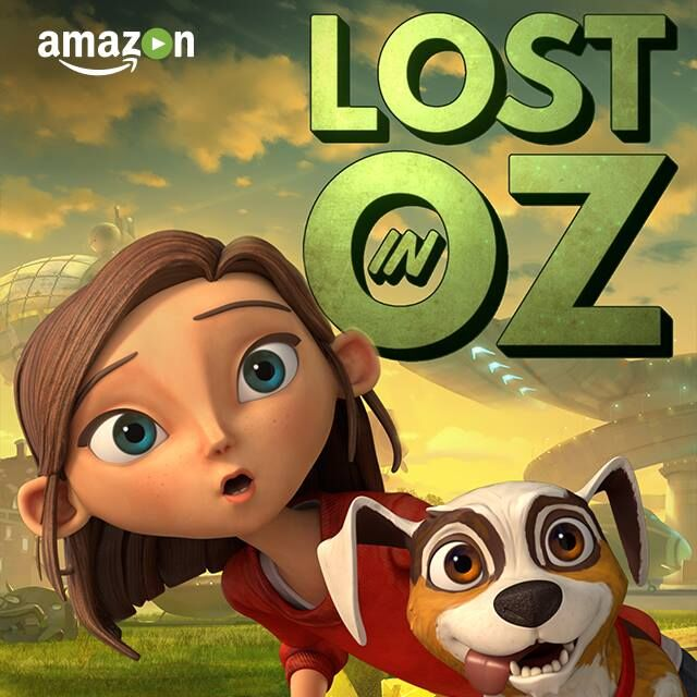 Lost in Oz a smart original animated series based on the beloved Wizard of Oz classic.