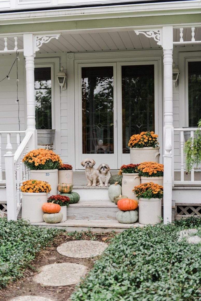 Mums porch at Liz Marie Blog.