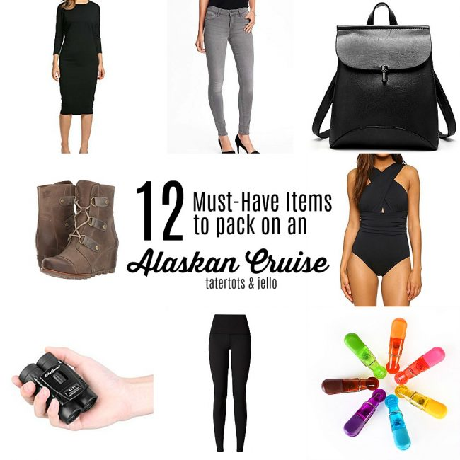 photo relating to Printable Packing List for Alaska Cruise named 12 Should-Comprise Products in the direction of Pack upon an Alaskan Cruise