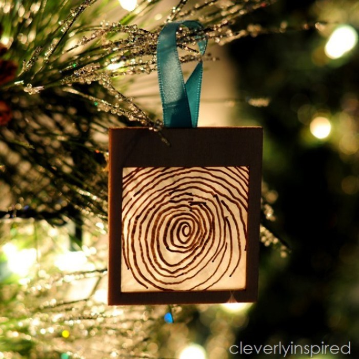 16 Jubilant Handmade Ornament Ideas