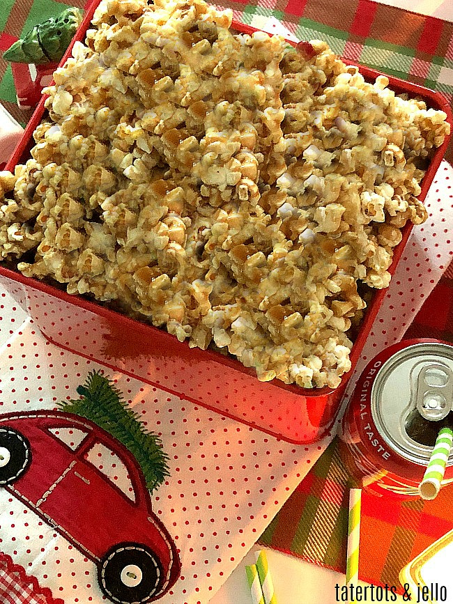 Our Christmas Tradition 15-minute Microwave Caramel Corn Recipe