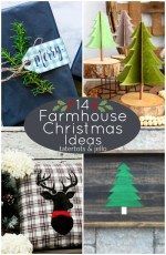 Great Ideas — 14 Farmhouse Christmas Ideas!