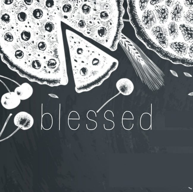 Cozy blessed throw printable