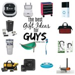 The BEST Holiday Gift Ideas For Guys!
