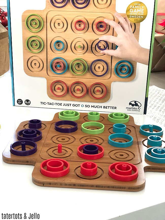 Otrio - a fun family game that everyone will love. Makes a wonderful gift