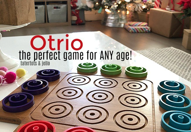 Fun Family Game for All Ages – Otrio!