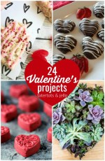 Great Ideas — 24 Valentine's Heart Projects!
