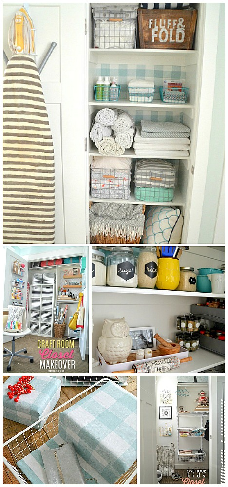 Getting Organized - my favorite projects of 2017