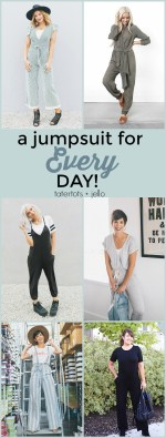 Jumpsuits for Every Day!