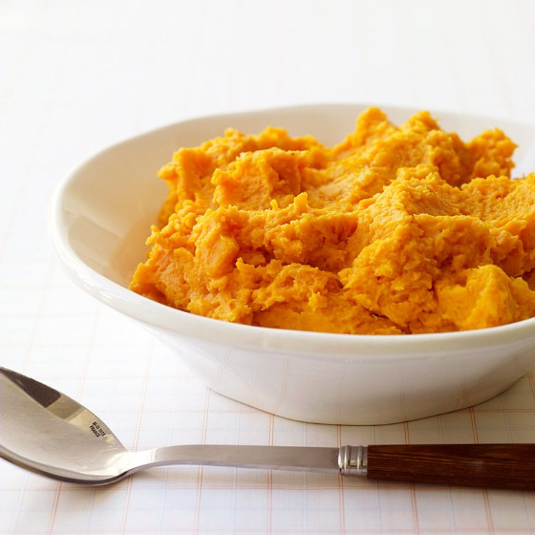 Weight Watchers Mashed Sweet Potatoes