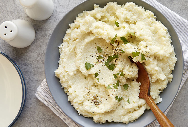 Weight Watchers Creamy Cauliflower Mash