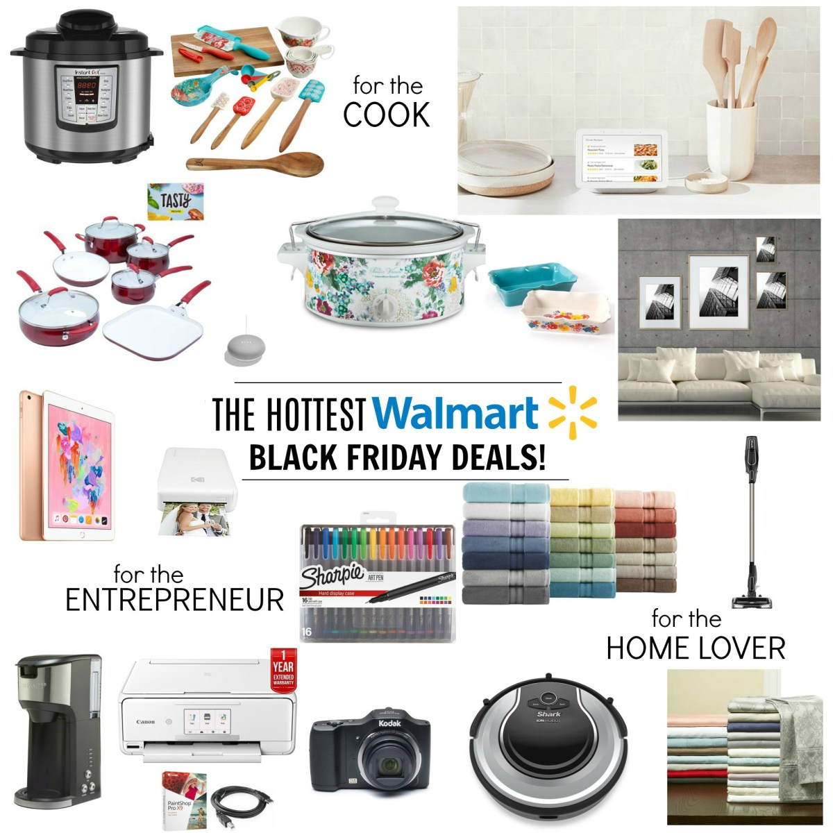 The HOTTEST 2018 Walmart Black Friday Deals - for HER!