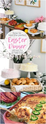 How to Host the Perfect Easter Dinner Without the Stress!