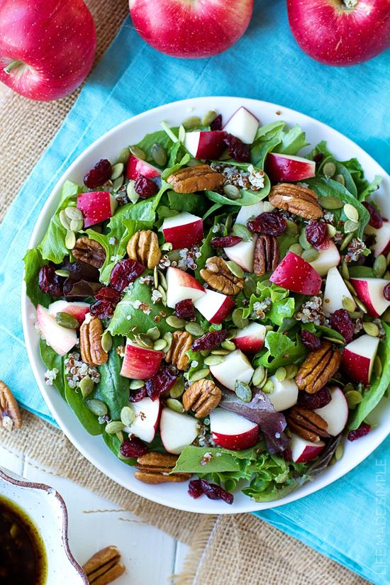 apple harvest salad