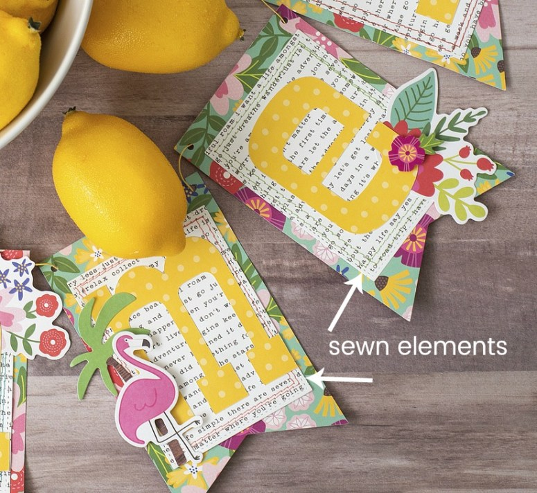 Throw A Bright And Happy Summer Party Diy Banner Favors And More