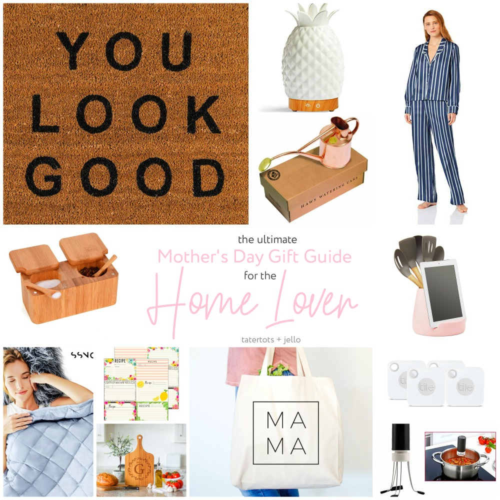 The ULTIMATE Mother's Day Gift Guide for the Home Lover!