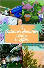 12 Outdoor Summertime Activities for Kids!