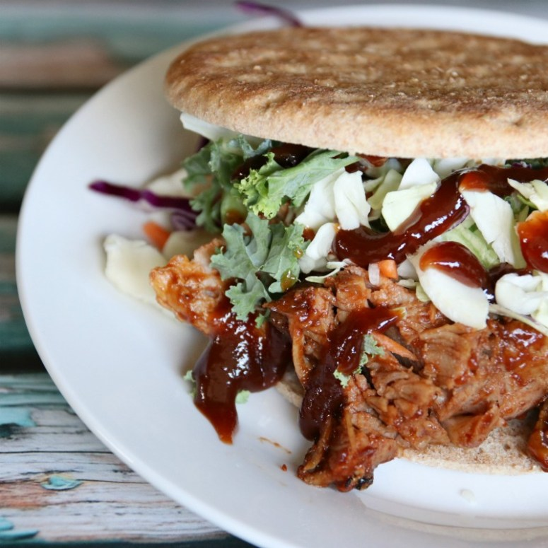 3 Weight Watchers Smart Points BBQ Pulled Pork @ Midlife Healthy Living