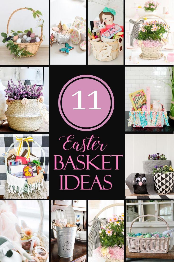 11 easy Easter basket ideas!