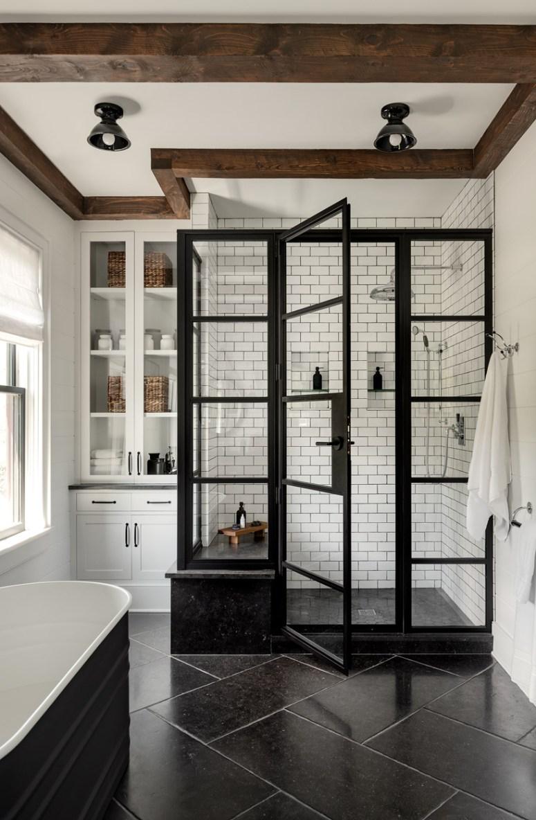 modern farmhouse cottage bathroom ideas.
