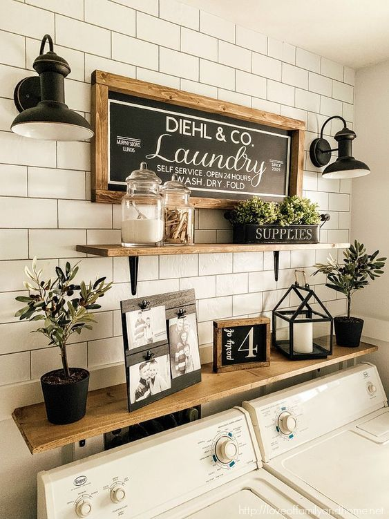 Laundry Room Tile Ideas