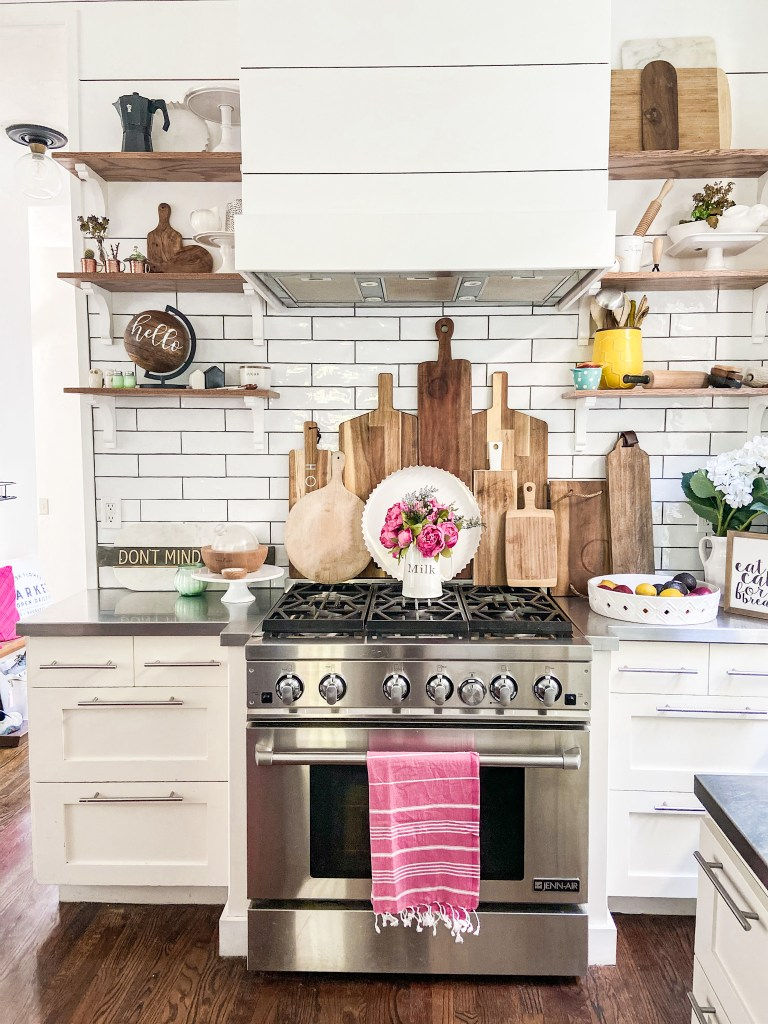 Summer Kitchen Home Tour