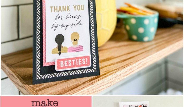 Make 9 Adorable Cards in Under an Hour!