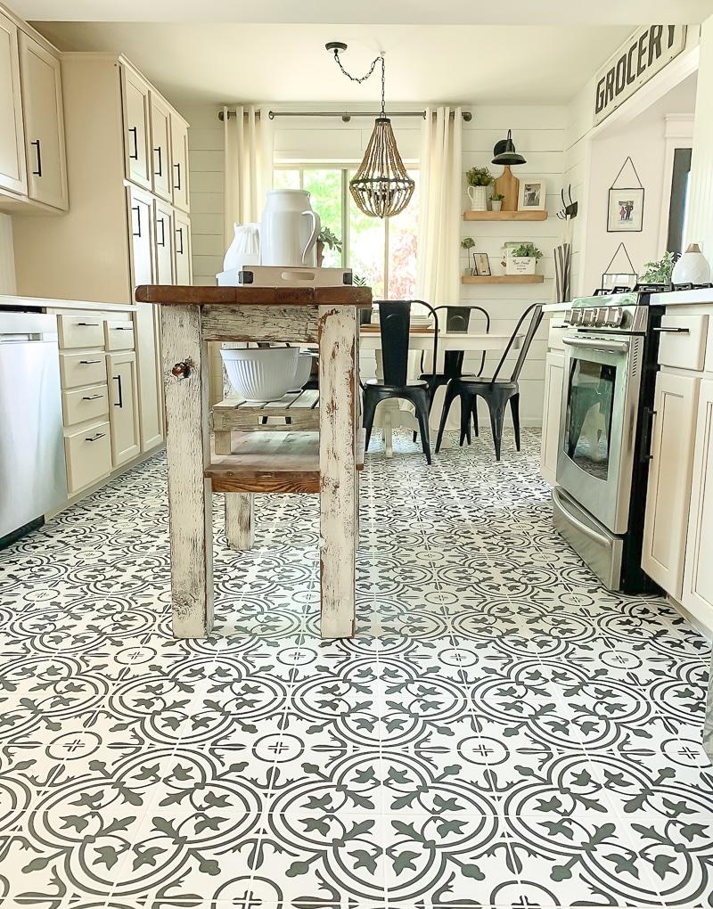 cottage kitchen tile ideas