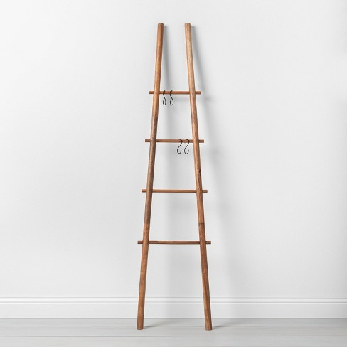 Magnolia decorative apple picking ladder for a porch or inside.