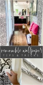 Removable Wallpaper Tips and Tricks!