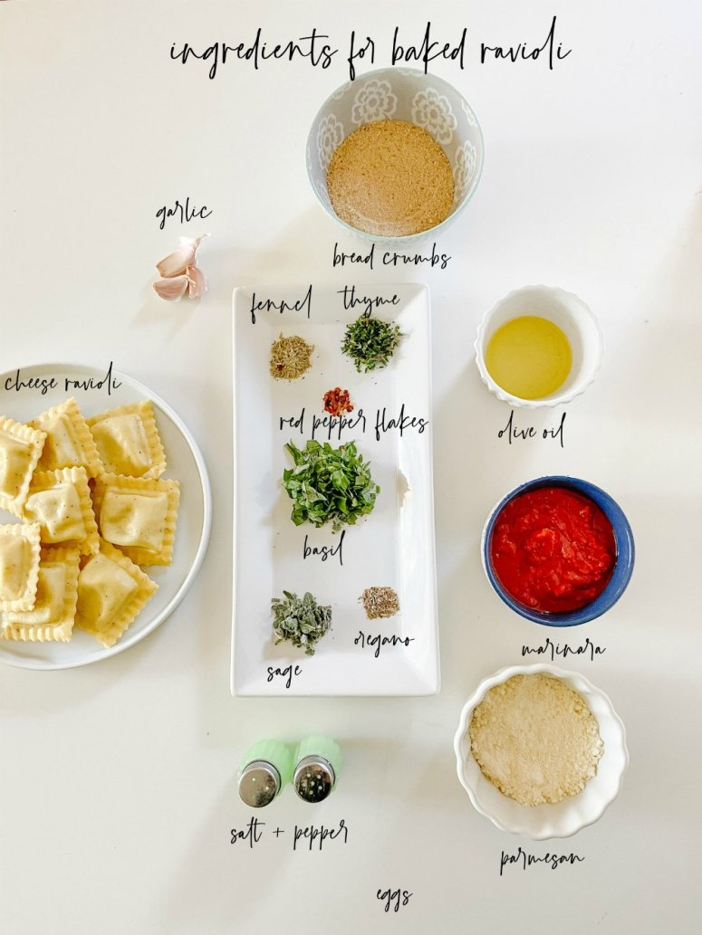 The Easiest Holiday Appetizer Your Kids Will Love -- Baked Ravioli! Here's a kid-friendly appetizer that's so easy to make. It's perfect for the holiday and your kids will ask for it all year!