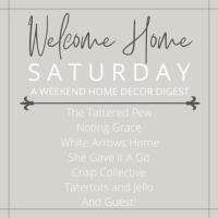 Welcome Home Saturday!