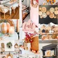 Boho Cottage Fall Decorating Ideas