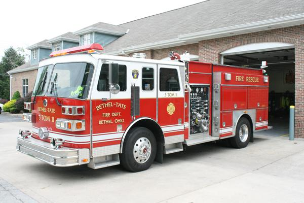 Bethel-Tate Fire Department Updates