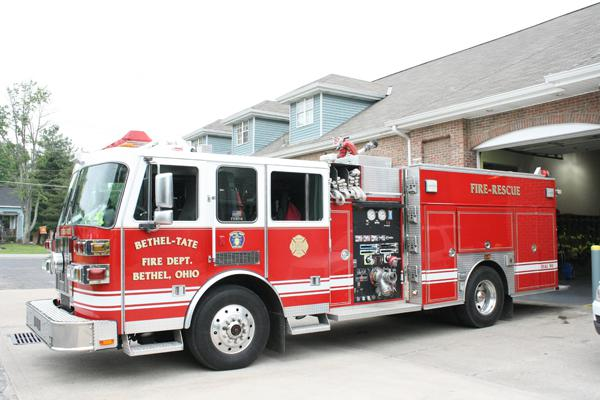 Engine in BTFD Fleet