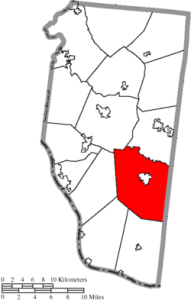 Map_of_Clermont_County_Ohio_Highlighting_Tate_Township
