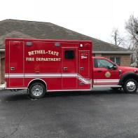 BTFD new Ambulance Feb2018 1