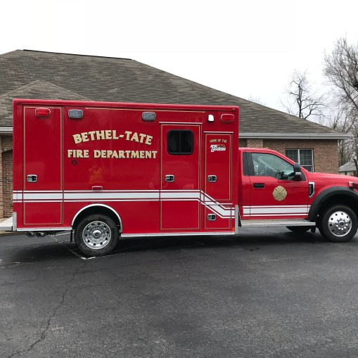 BTFD new Ambulance Feb2018 1
