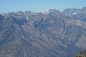 Glacier Peak, from the shoulder of Switchback Peak