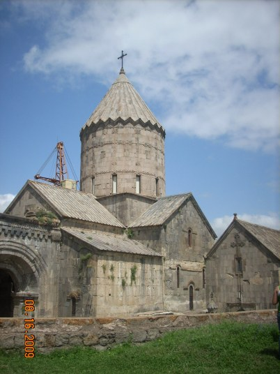Սբ. Պողոս-Պետրոս եկեղեցի, 9-րդ դար