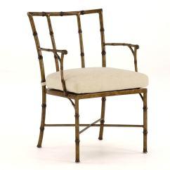 Bamboo Dining Chair Office That Rolls On Carpet Tatiana Tafur