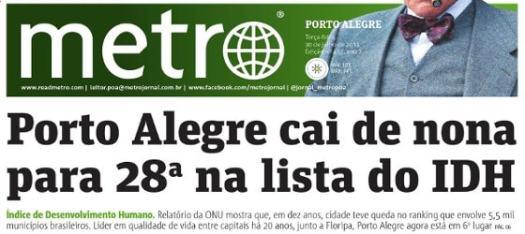 jornal-metro-30-07-2013-capa-porto-alegre-cai-de-6-para-28-na-lista-do-idh