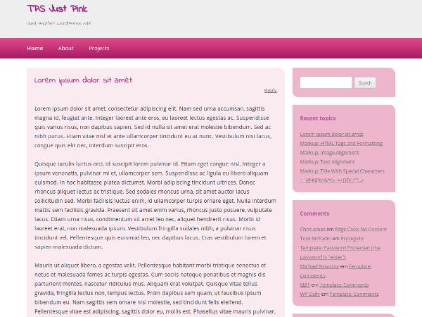 just-pink-screenshot