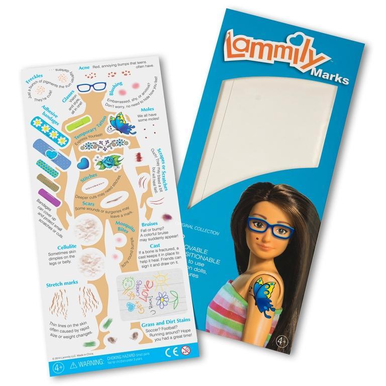 papusa cu imperfectiuni - Lammily (11)