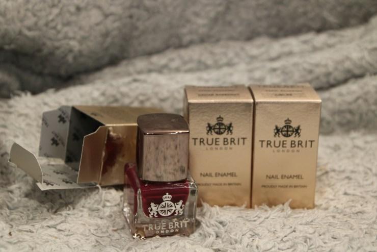 True Brit London nail varnish