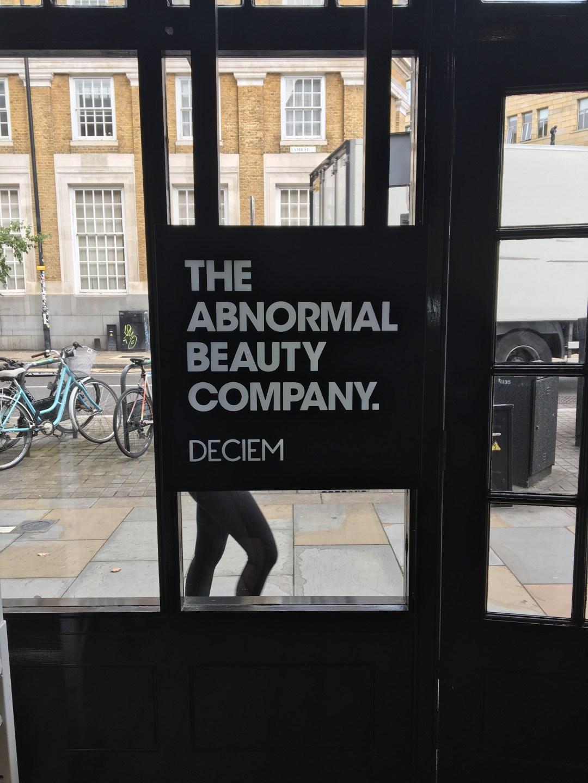 Deceim shop in Spitalfields