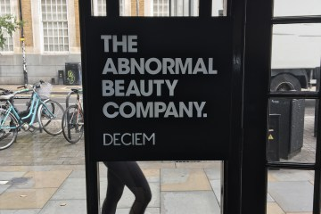 Deceim shop in Spitalfields