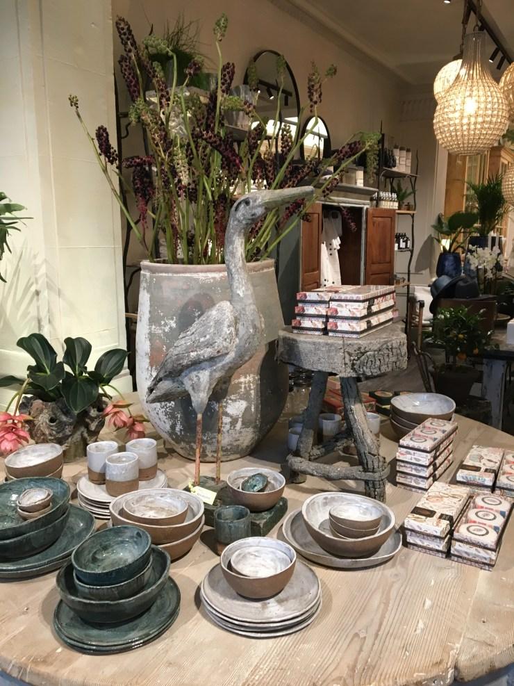 Beautiful stoneware