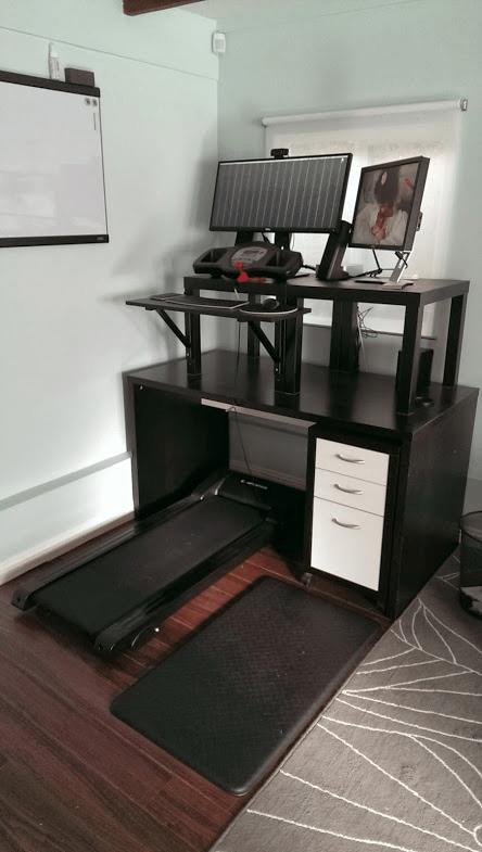 Tredmill Desk